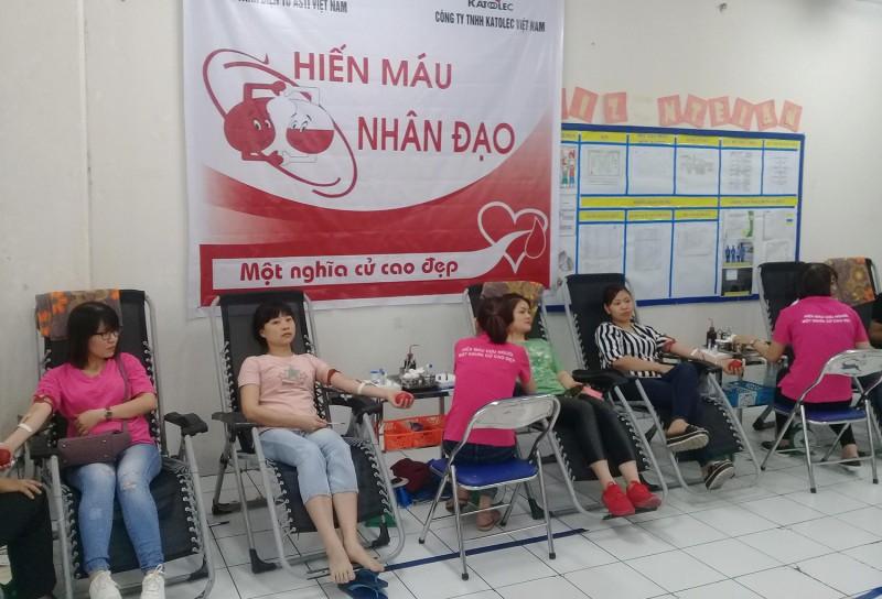 Lan tỏa phong trào hiến máu nhân đạo