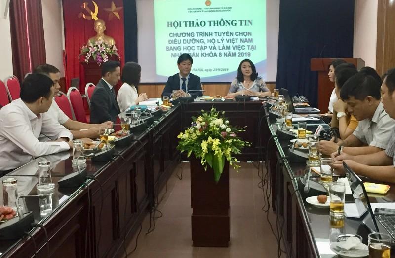 Thị trường Nhật Bản: Cơ hội nào cho điều dưỡng, hộ lý Việt Nam?