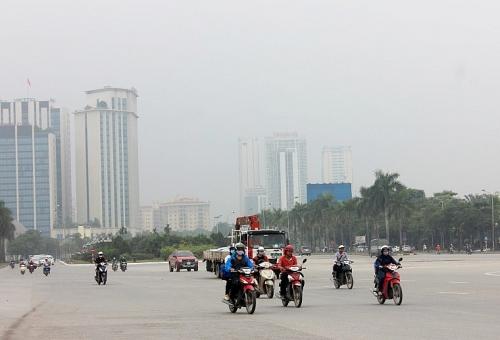 Không khí Hà Nội đang ô nhiễm do đâu?