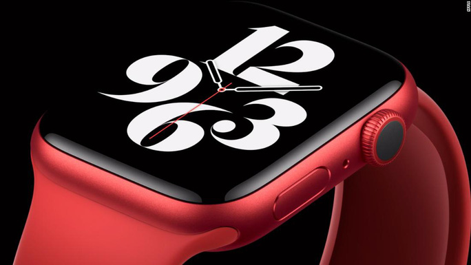 Apple ra mắt Apple Watch và iPad mới, không có iPhone nào được giới thiệu  - Ảnh 3.