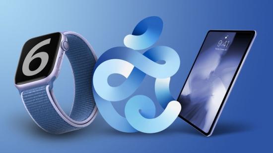 Apple ra mắt Apple Watch và iPad mới, không có iPhone nào được giới thiệu