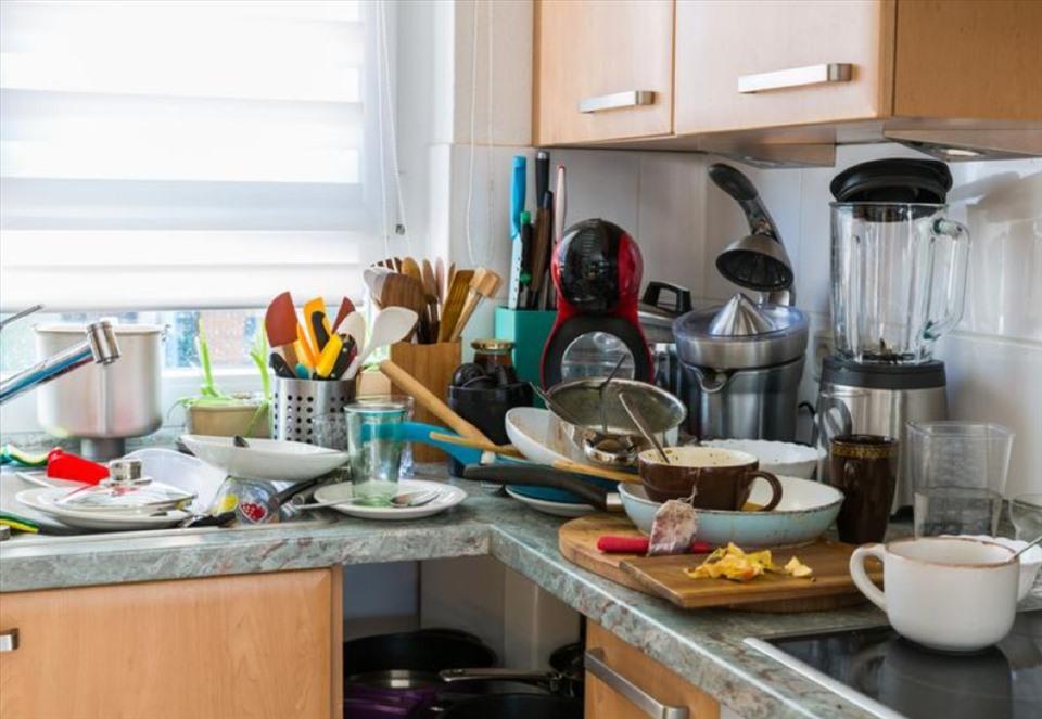 Thói quen xấu trong nhà bếp gây nguy hại sức khỏe gia đình
