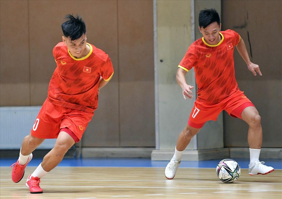 Futsal Việt Nam – Brazil: Mơ tái lập thành tích năm xưa