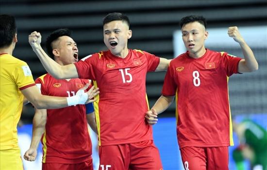 """Futsal Việt Nam – Panama: Trận đấu """"sinh tử"""" cho tấm vé đi tiếp"""