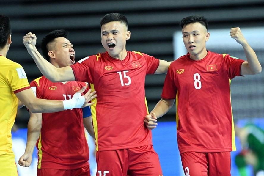 Futsal Việt Nam muốn đi tiếp chỉ còn cửa cầm hòa Czech