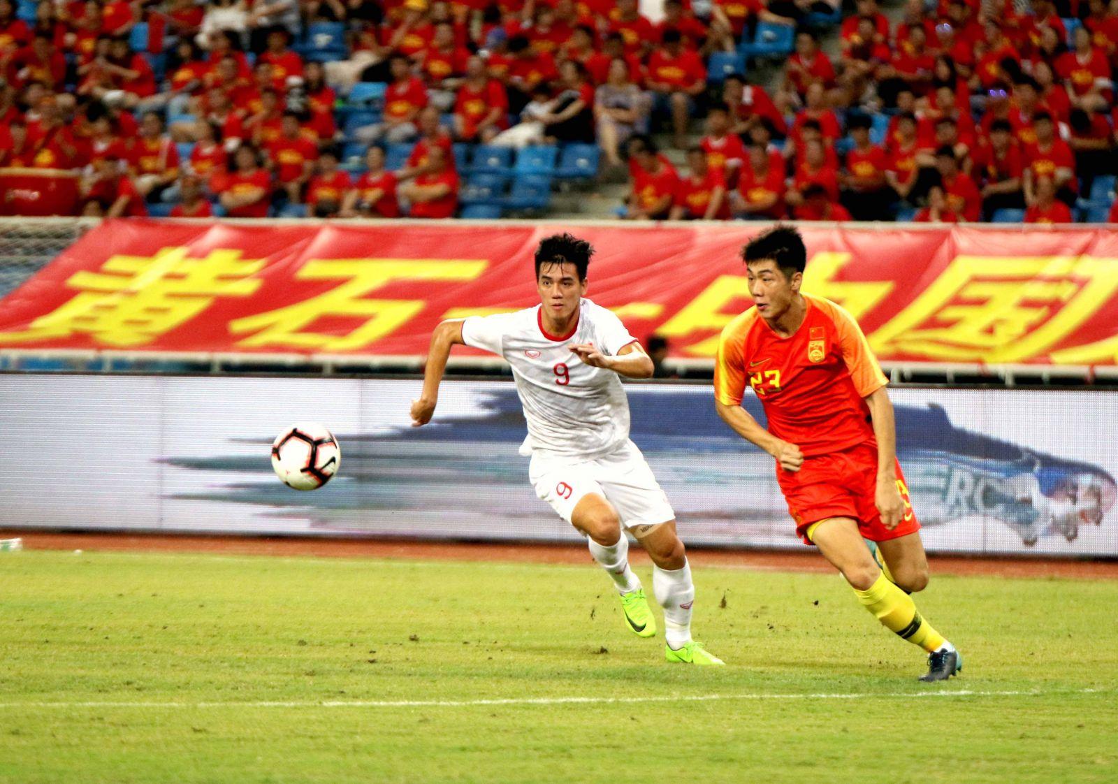 Cơ hội chiến thắng cho tuyển Việt Nam