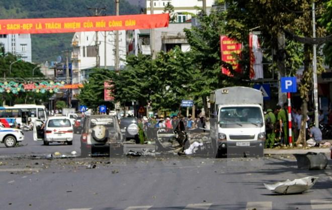 Quảng Ninh: Đã xác minh danh tính lái xe trong vụ ô tô nổ nát vụn
