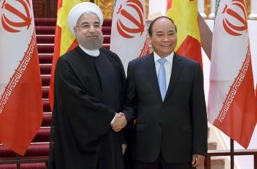 Việt Nam - Iran Thống nhất hợp tác những lĩnh vực quan trọng