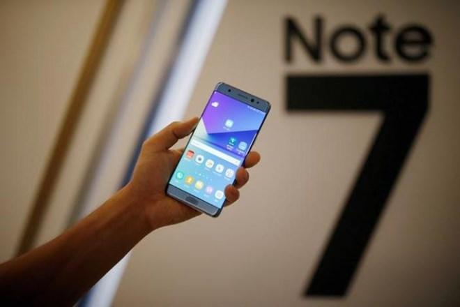 Samsung có thể ngừng bán vĩnh viễn điện thoại Galaxy Note 7