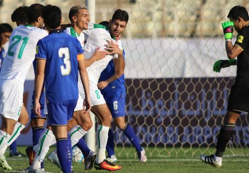 Thái Lan thảm bại trước Iraq tại vòng loại World Cup 2018