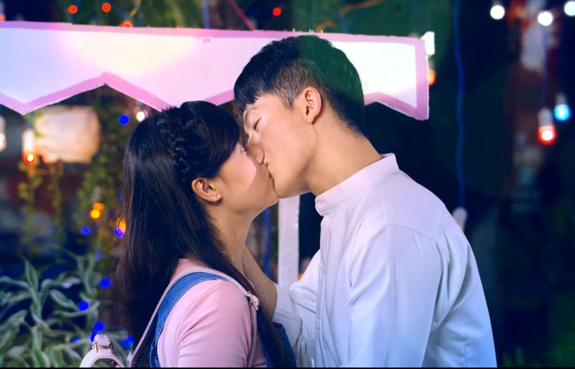 Harry Lu bị ám ảnh khi phải hôn Midu tới... 30 lần