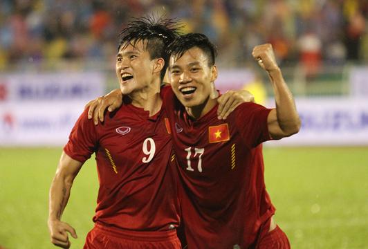 Bảng xếp hạng FIFA tháng 10/2016: Đội tuyển Việt Nam bỏ xa Thái Lan