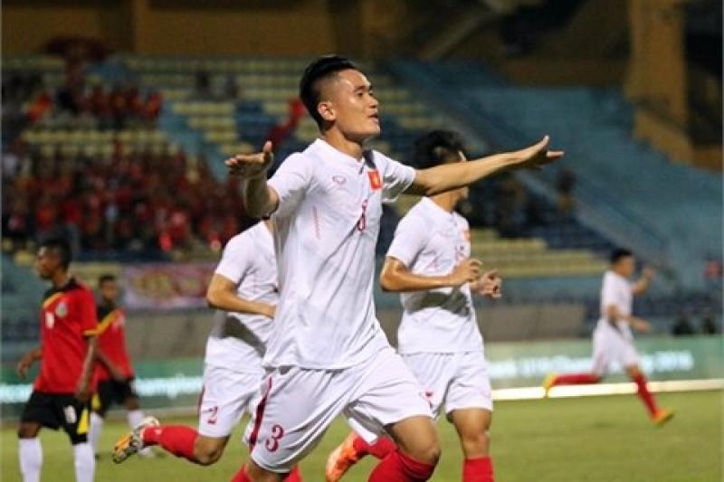 U19 Việt Nam là đội đầu tiên ghi bàn vào lưới Nhật Bản?