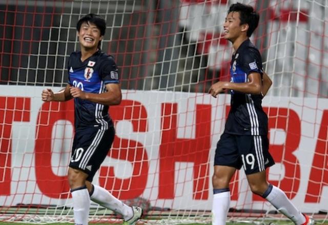 Soi sức mạnh của U19 Nhật Bản