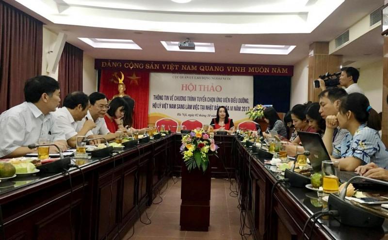 Nhật Bản tiếp tục tuyển điều dưỡng, hộ lý Việt Nam: Cơ hội tìm kiếm thu nhập cao