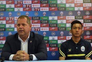 HLV Leonardo Vitorino: Nếu thắng Việt Nam, Campuchia sẽ nghĩ tới VCK Asian Cup 2019