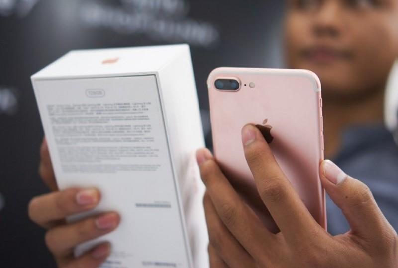 iPhone khóa mạng giảm giá cực 'sốc'