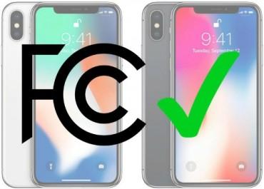 iPhone X đã đạt chứng nhận FCC, đặt mua từ cuối tháng 10