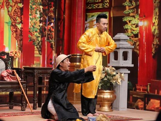 'Ơn giời, cậu đây rồi!': Nghệ sỹ Trung Dân trở lại sóng truyền hình
