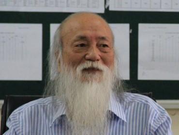 Nhà giáo nổi tiếng Văn Như Cương qua đời ở tuổi 80