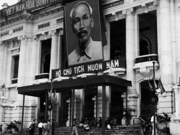 Những hình ảnh độc quý giá về thủ đô Hà Nội ngày giải phóng 10.10