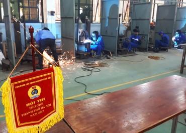 Công nhân, viên chức lao động: Tự hào cùng Thủ đô đổi mới