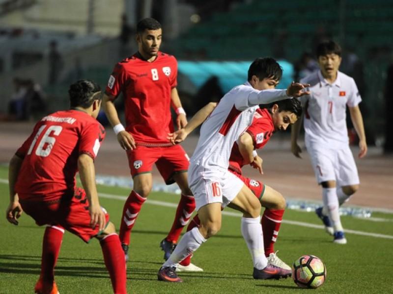 Tuyển Việt Nam tự tin hạ Afghanistan giành tấm vé tham dự VCK Asian Cup 2019