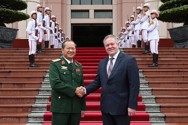 Việt-Nga: Thống nhất kế hoạch hợp tác kỹ thuật quân sự 2018