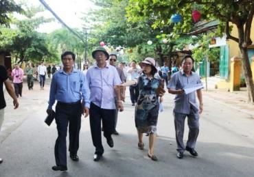 Không gian văn hóa Việt-Nhật sắp khai trương tại Hội An