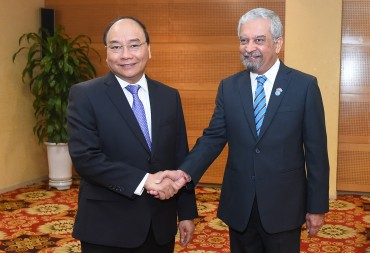 Thủ tướng gặp gỡ Trưởng đại diện các tổ chức LHQ tại Việt Nam
