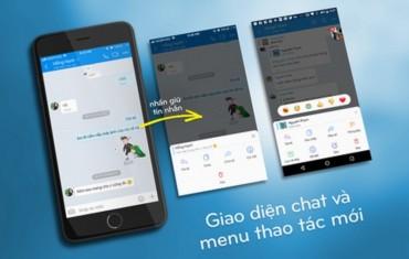 Người dùng Zalo có thể vừa nhắn tin vừa xem video