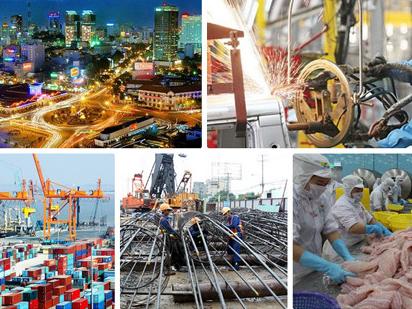 Kinh tế Việt Nam đang có nhiều điểm sáng nổi bật
