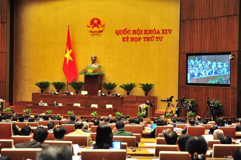 Kỳ họp thứ tư - Quốc hội khóa XIV: Quyết tâm khắc phục hạn chế  để phát triển