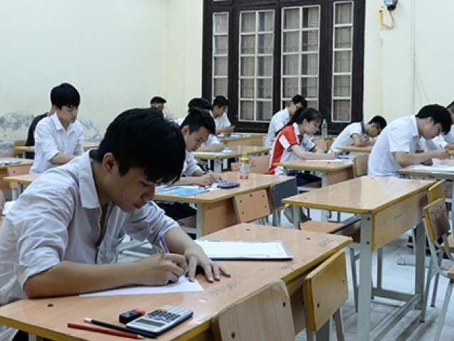 Kỳ thi chọn học sinh giỏi quốc gia 2018
