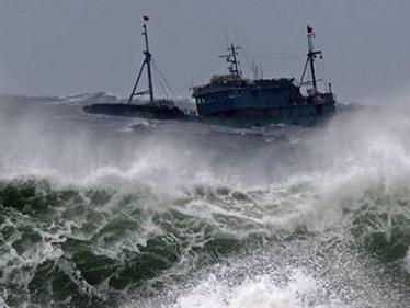 Cảnh báo lũ ở Phú Yên-Bình Thuận, biển Đông có thể xuất hiện áp thấp