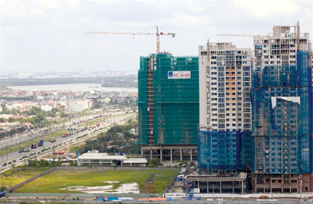 Hà Nội: Giá bán căn hộ phân khúc trung cấp ở mức 25,7 triệu đồng/m2