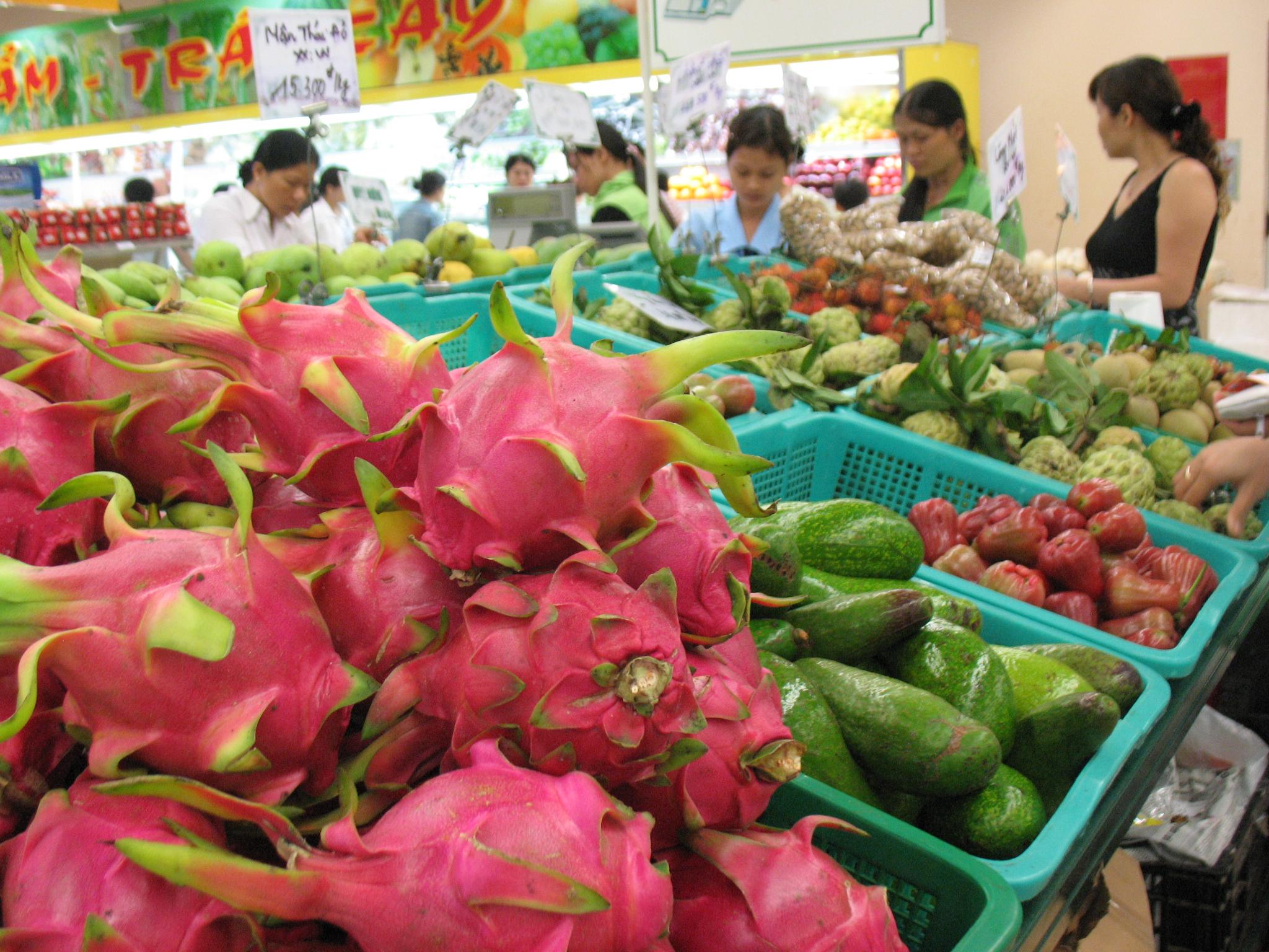 10 tháng: Xuất khẩu rau quả đạt kim ngạch tăng 41,2%
