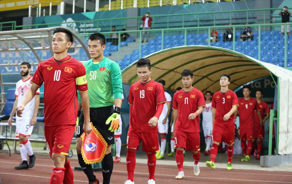 Đội tuyển Việt Nam được thi đấu trên sân đẹp, hiện đại tại Asian Cup 2019