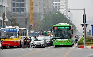 Ủng hộ xe buýt!