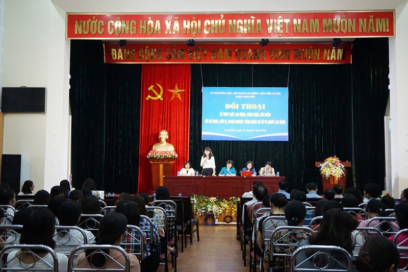Hà Nội: Thêm 34.749 lao động  được tham gia BHXH