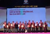 Lễ tôn vinh 63 nông dân Việt Nam xuất sắc trong năm 2018