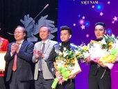5 ảo thuật gia đạt HCV tại Liên hoan Ảo thuật toàn quốc 2018