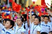 Hệ thống giáo dục của Việt Nam phát triển ấn tượng