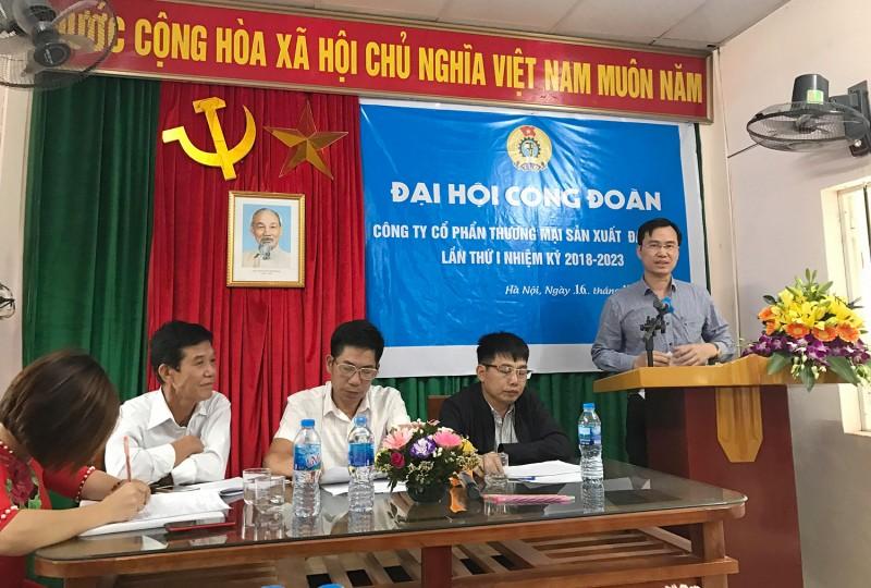 Đại hội Công đoàn lần thứ Nhất