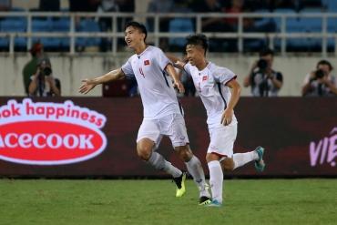 Văn Hậu là cầu thủ tối quan trọng với đội tuyển Việt Nam