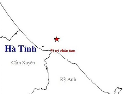 Động đất nhẹ tại Hà Tĩnh không thể gây ra sóng thần