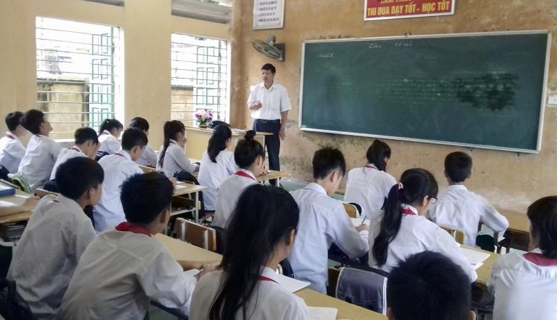 Chuẩn nghề nghiệp giáo viên: Cần lộ trình dài hơi