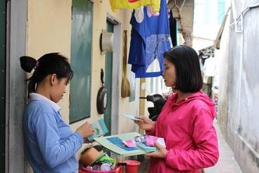 Nhọc nhằn cuộc sống nữ lao động di cư