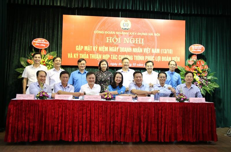 Công đoàn ngành Xây dựng Hà Nội: Niềm tin nơi người lao động