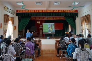 """Đào tạo nghề cho lao động nông thôn: Mong được ổn định """"đầu ra"""""""